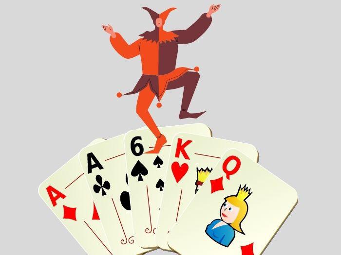 Покер с джокером