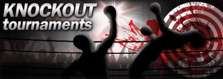 реклама баунти-турнира в стиле ринга