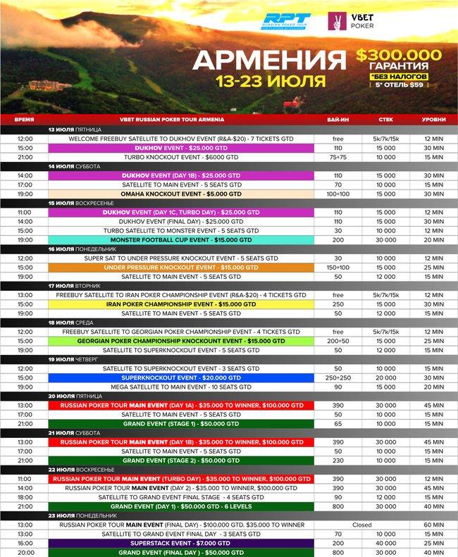 schedule-Vbet-Russian-Poker-Tour-