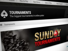 sunday tournaments pokerstars