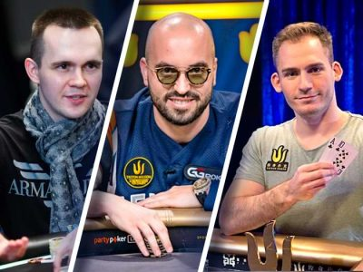 Инфографика топ-игроков в покер