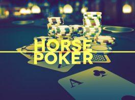 Покер ХОРСЕ правила