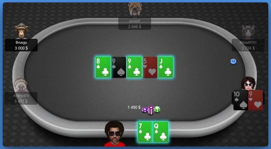 Реплеер Poker 8
