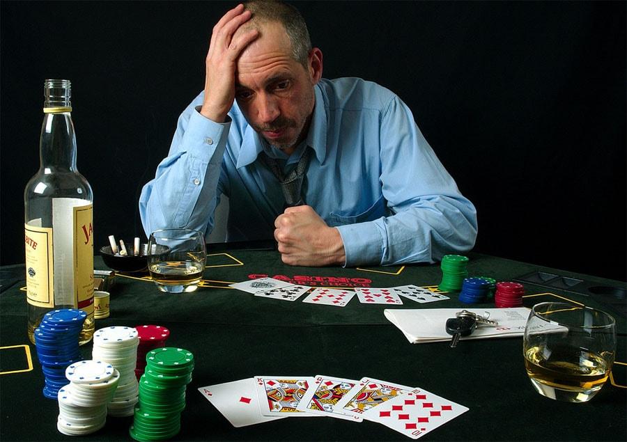 игрок разочарован своей игрой
