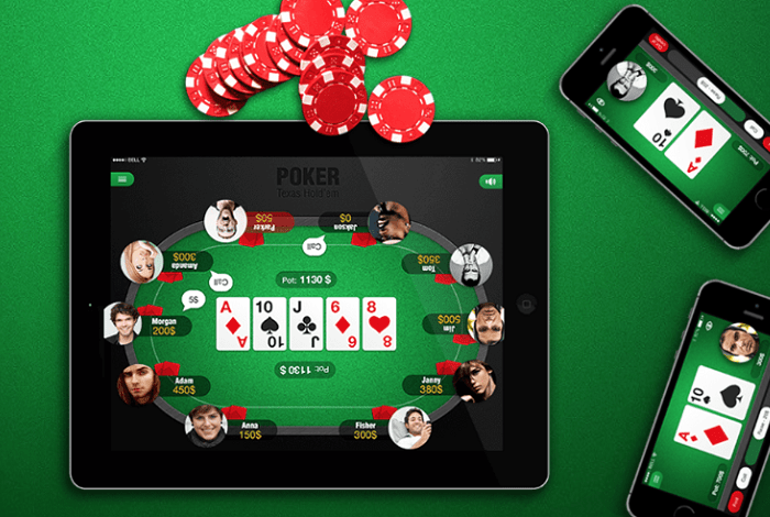 Играем в World Poker На Android (Есть МАТ) - YouTube