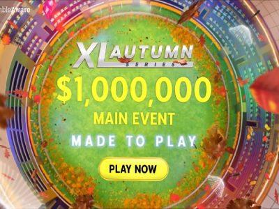 Фестиваль XL Autumn Series на 888poker