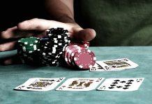 Фишки в покере